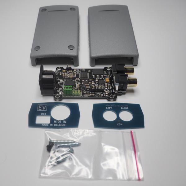 MIDI + USB Modulo Audio - Kit di Montaggio